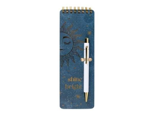 Zaubertafel LCD 8,8x11,8cm blau