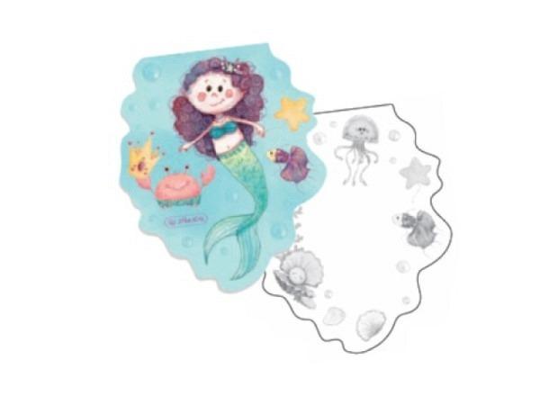 Notizblock Cavallini Pocket Notebooks Vintage Bicycles, 2Stk