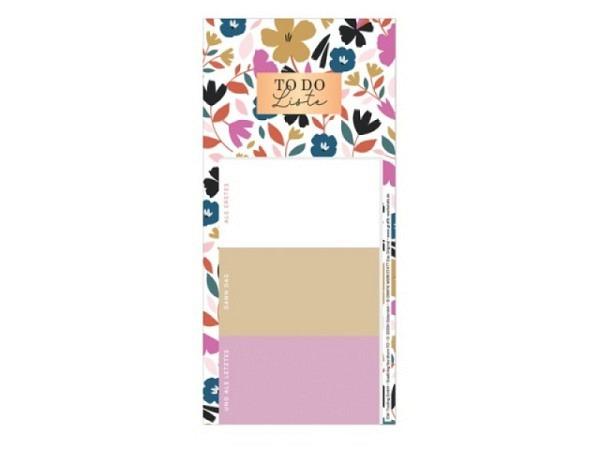 Block Cedon 17x24,5cm Mandelblüte 80 Blatt 80g