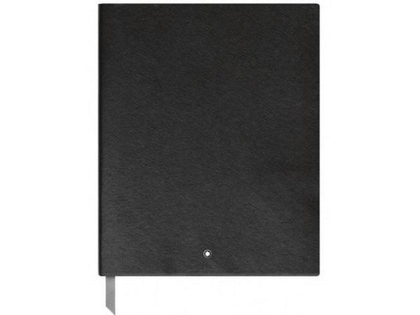 Notizbuch Montblanc schwarz 210x260mm liniert