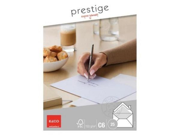 Couverts Elco C6 Prestige weiss gefüttert 100g,Wasserzeichen