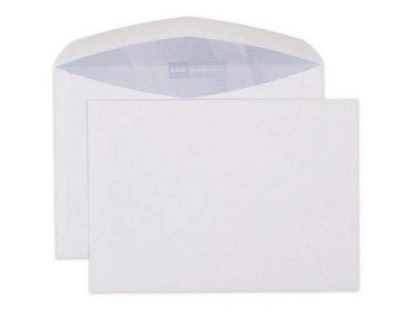 Begleitpapiertasche RNK C5 transparent ohne Druck