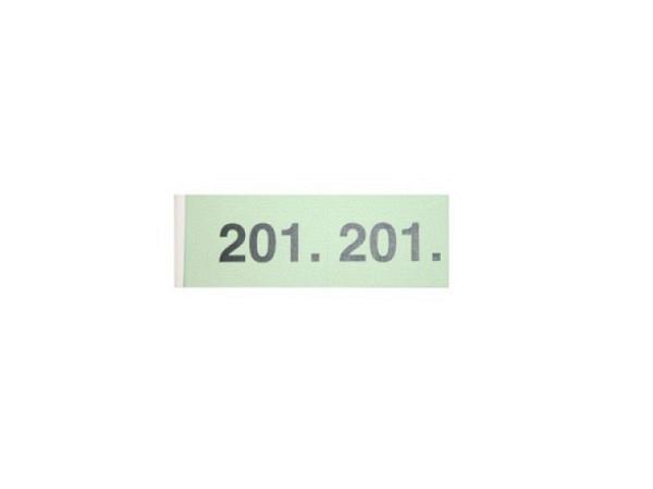 Garderobenblock 201-300 grün