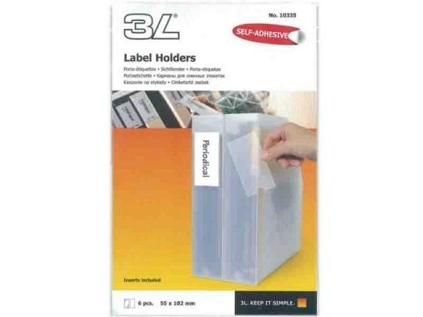 Etikettenschilder 3L SK 102x55mm 10335