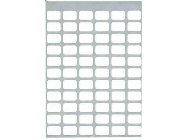 Etiketten Herma Kleinpackung, permanent, 8x12mm, weiss