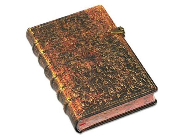 Notizbuch Paperblanks Grolier, Mini 10x14cm, liniert