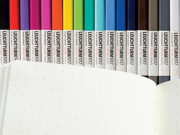 Notizheft Life pistachio A6 mit Seitenband