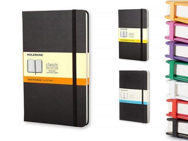 Notizbuch Moleskine Classic Collection Hardcover Large A5