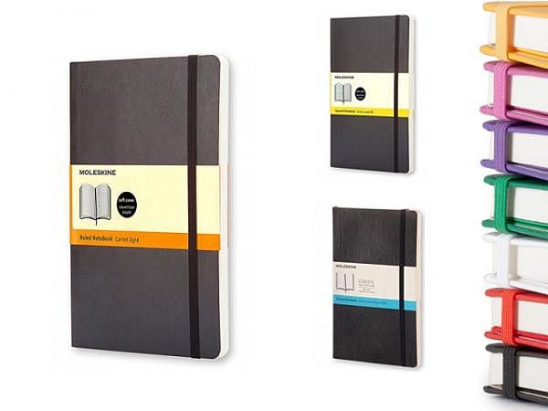 Notizbuch Moleskine Classic Collection Softcover Large A5