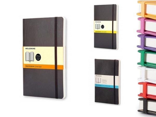 Notizbuch Moleskine Classic Collection Softcover Pocket A6 schwarz p..
