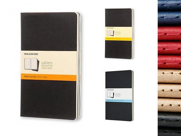 Notizheft Moleskine Cahier Large A5