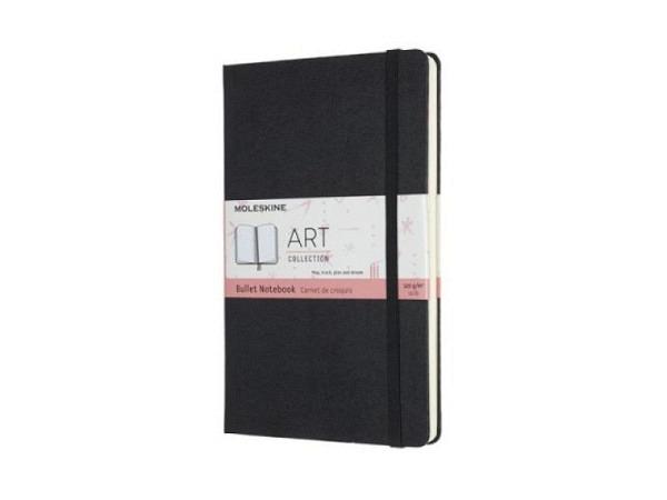 Notizbuch Moleskine Art Collection Bullet Notebook