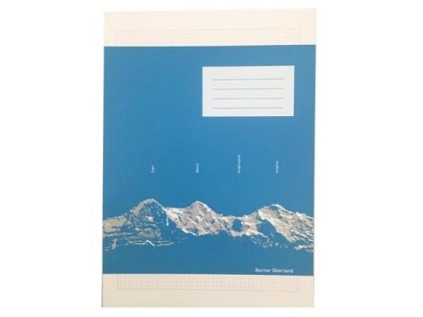 Notizbuch Punch Studio Bees 10x7,5cm liniert, bunt bedruckt