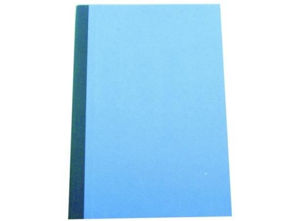 Notizbuch Clairefontaine Lederoptik grün, A5, 5mm kariert