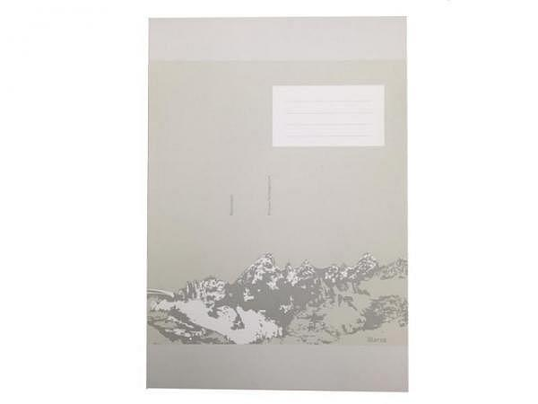 Heft Ingold Biwa Recycling A4 blanko