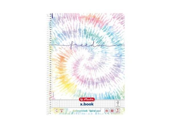 Notizbuch Punch Studio Fan 7,5x10,2cm