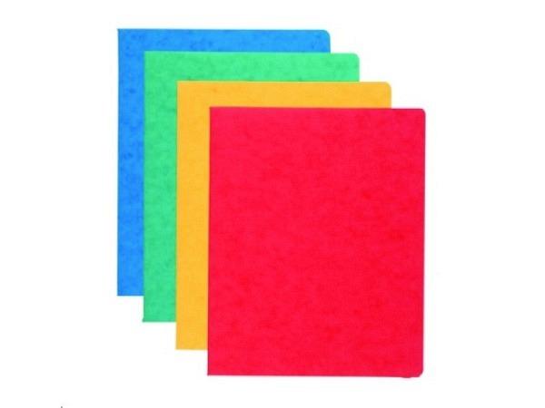 Heft Fabriano EcoQua punktkariert A4 gelb, 90 Seiten