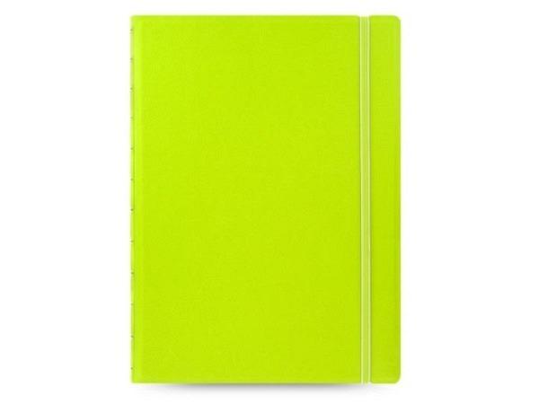 Notizbuch Filofax Notebook A4 birne Softcover Kunstleder