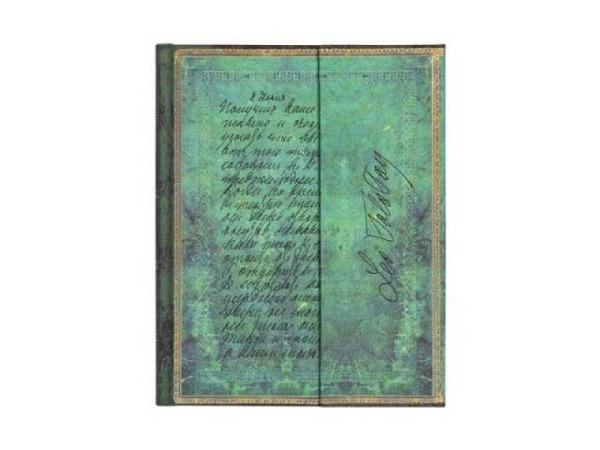 Notizbuch Paperblanks Faux-Leder Byzantium, Ultra liniert