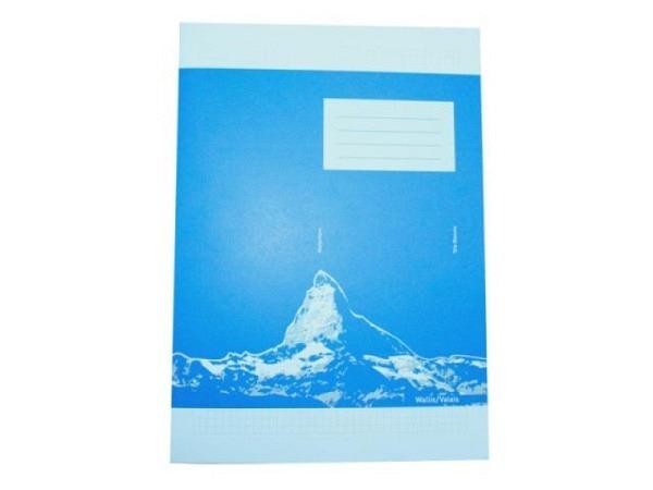 Heft Ingold Biwa Schreibpapier A4 5mm kariert