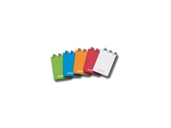 Heft Adoc Pap-Ex Colorlines ohne Register A7