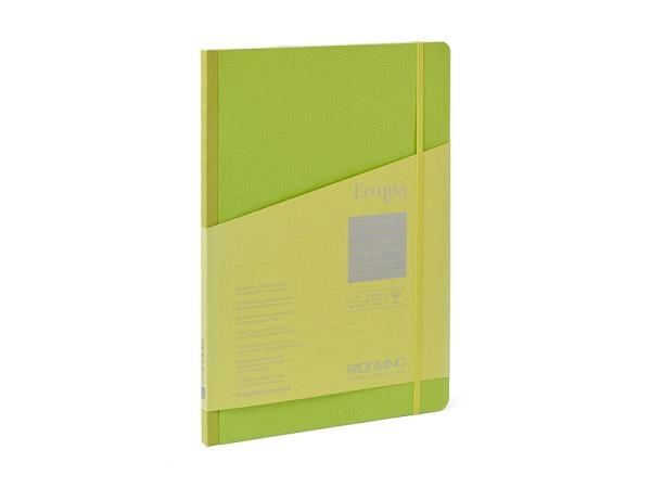 Notizbuch Letts Slim Pocket Lederoptik Tan 15,2x8,5cm Hardcover braun