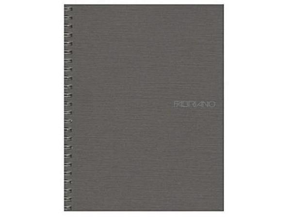 Heft Fabriano EcoQua kariert 4mm-Raster A4 gelb 38 Seiten