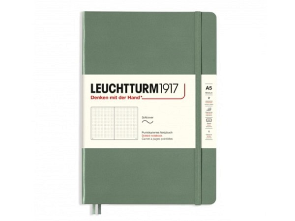 Notizbuch Filofax Notebook A5 Patterns Marble Marmor weiss