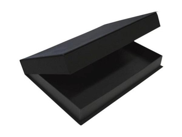Schachtel Seawhite A3 schwarz 5cm hoch, säurefrei