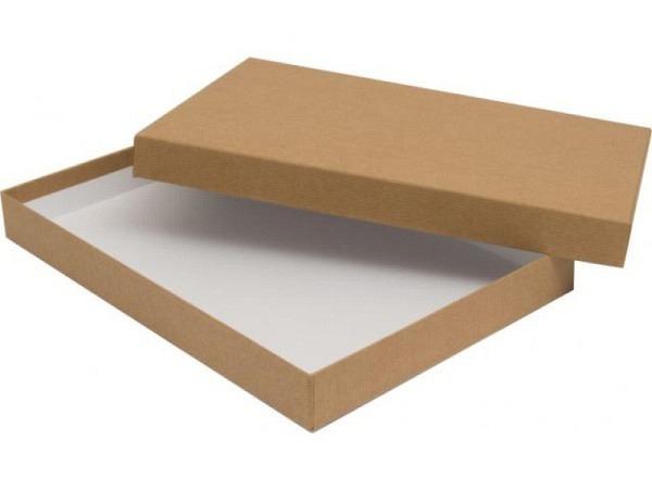 Schachtel Bindewerk Brown Box für A5-Formate