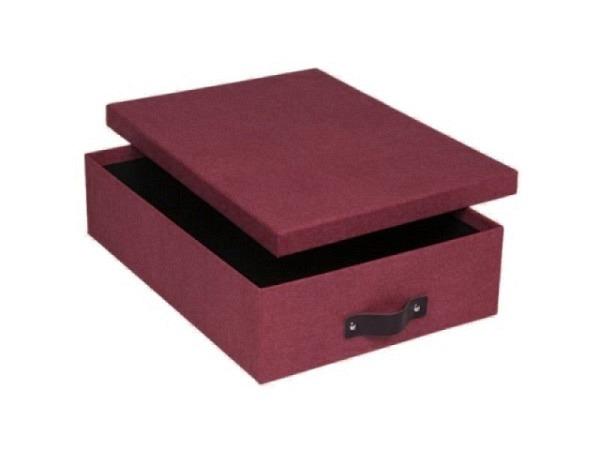 Schachtel Erlkönig Frontklappenschachtel für A4 mit Schuber