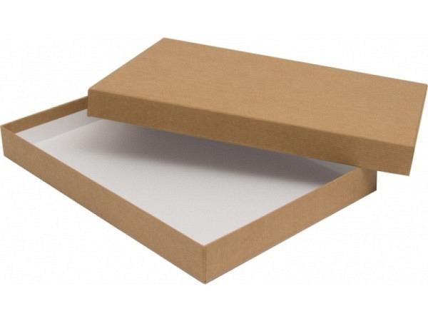 Schachtel Bindewerk Brown Box für A3-Formate