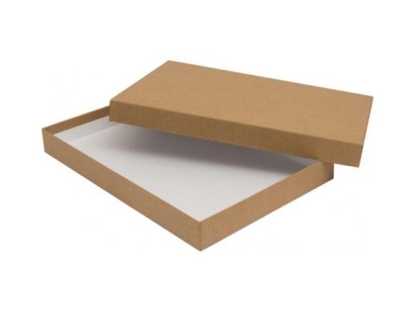 Schachtel Bindewerk Brown Box für A4-Formate