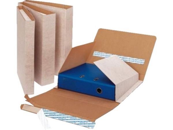 Ordnerversandhüllen Ordnermail weiss für A4-Ordnerdicken
