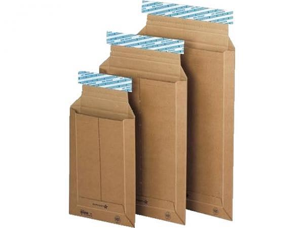 Kartoncouverts Brimail braun C3 32,9x48,7cm 1,5mm-Wellkarton