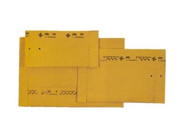 Versandtasche Jiffy Gr.5 aussen 26x40cm, innen 25x38cm