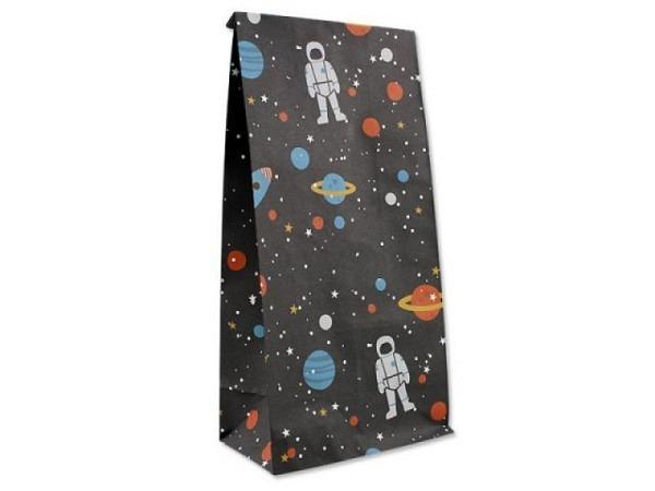 Bodenbeutel Ava&Yves, Space, 12,5x7,5x27cm, 6 Stk.