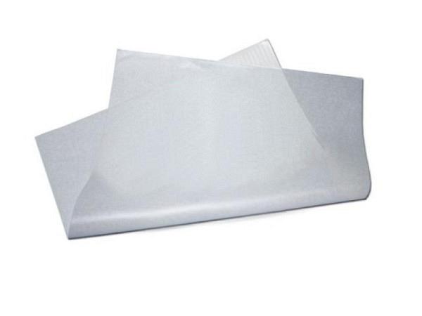 Packpapier Pergawachs weiss 25x37,5cm, 50 Blatt, Paraffin-Einschlagp..