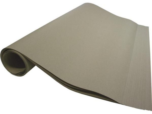 Packpapier Nips 75x100cm 25 Bogen 100g/qm grau-braun