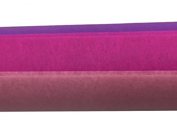 Seidenpapier Folia Farbstufen rosa 3x2Bogen 50x70cm
