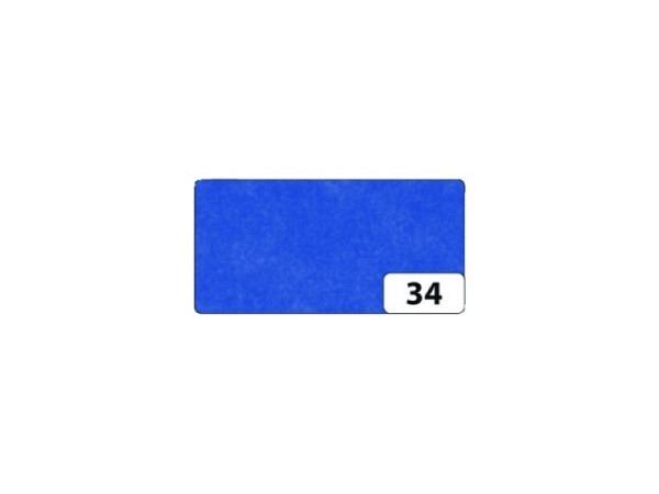 Seidenpapier Folia gefalzt 13 Bogen dunkelblau, 50x70cm