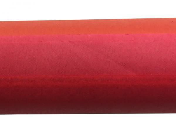 Seidenpapier Folia Farbstufen rot 3x2Bogen 50x70cm