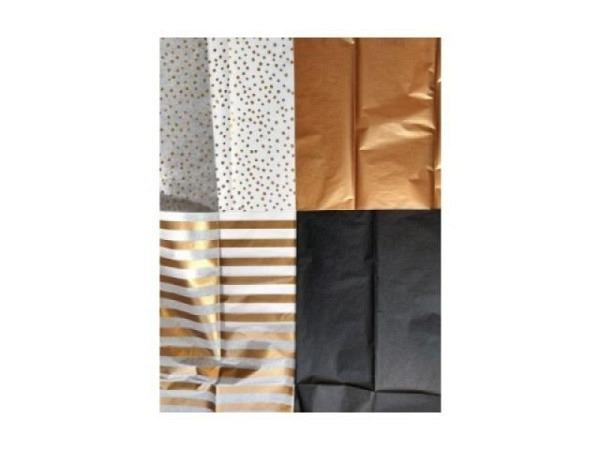 Seidenpapier Artoz Greenline Pure gold 50x70cm