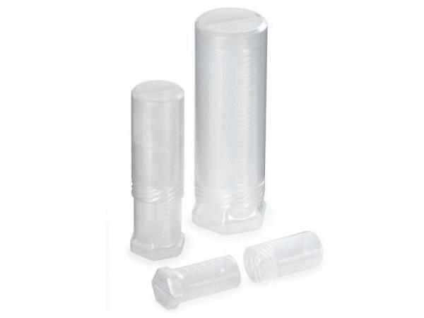 Versandrolle Kunststoff transparent 350-620mm, D: 8cm