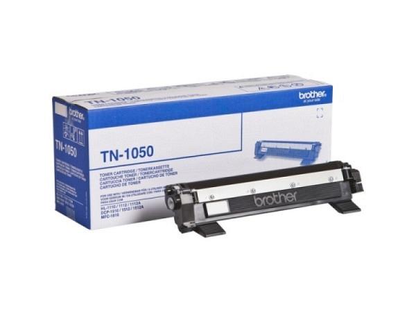 Toner Brother TN-1050 schwarz für HL-1110, ca. 1000 Seiten