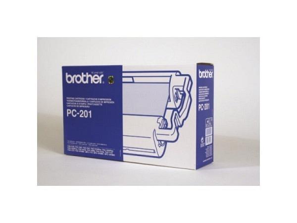 Toner Brother PC 201 Druckkassette + 1Refill
