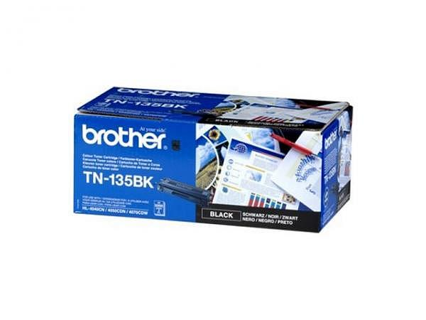 Toner Brother TN-135Bk schwarz
