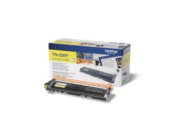 Toner Brother TN-230Y yellow für HL-3040/3070 1400 Seiten