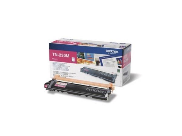 Toner Brother TN-230M magenta für HL-3040/3070 1400 Seiten
