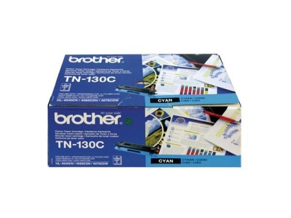 Toner Brother TN-130C cyan für HL-4040/4070 1500 Seiten